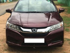 Used 2015 Honda City 1.5 S MT for sale
