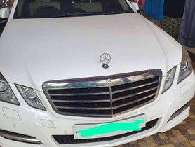 Mercedes-Benz E-Class E 350 CDI Avantgarde, 2013, Diesel AT for sale