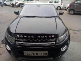 2012 Land Rover Range Rover Evoque  2.2L Dynamic AT for sale at low price