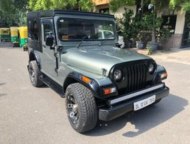 Used Mahindra Thar CRDe AC MT 2015 for sale