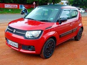 Used Maruti Suzuki Ignis MT for sale at low price