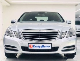 Used 2013 Mercedes Benz E Class AT for sale