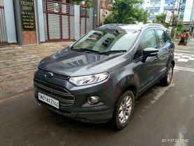 Ford Ecosport EcoSport Titanium 1.5 TDCi, 2014, Diesel MT for sale