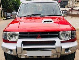 Used Mitsubishi Pajero SFX MT for sale at low price