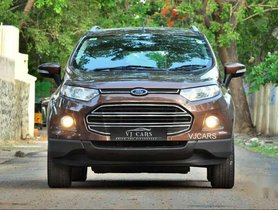 Used Ford EcoSport AT for sale at low price