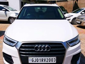 Audi Q3 2.0 TDI Quattro, 2016, Diesel AT for sale
