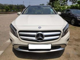 Used 2016 Mercedes Benz GLA Class AT for sale