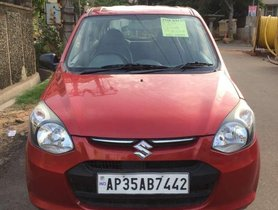 Maruti Suzuki Versa 2014 MT for sale