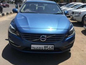 2015 Volvo S60 MT for sale