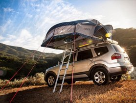 How To Make Your Own SUV Camper