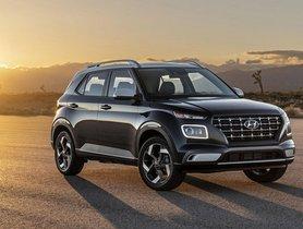Hyundai Venue Surpasses 50,000 Bookings Milestone In Two Months