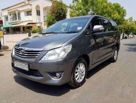 Toyota Innova 2.0 V, 2013, Diesel MT for sale