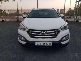 Hyundai Santa Fe 4 WD AT, 2015, Diesel for sale