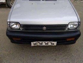 Maruti Suzuki 800 Std BS-II, 2007, Petrol MT for sale