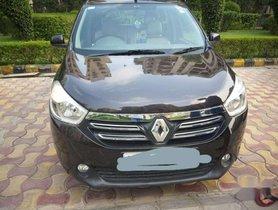 Renault Lodgy 110 PS RXZ 7 STR, 2015, Diesel MT for sale
