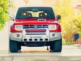 Used Mitsubishi Pajero MT for sale at low price