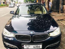 2014 BMW 3 Series GT Luxury Line AT for sale