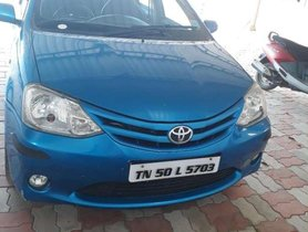 Used 2012 Toyota Etios GD MT for sale