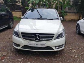 2014 Mercedes Benz B Class Diesel MT for sale