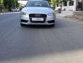 Audi A3 35 TDI Premium + Sunroof, 2014, Diesel AT for sale