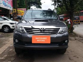 2012 Toyota Fortuner  4x4 MT for sale