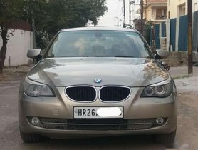 Used 2009 BMW 5 Series 520d Luxury Line AT for sale