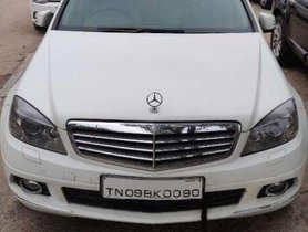 Used 2011 Mercedes Benz C-Class 200 K Elegance AT for sale
