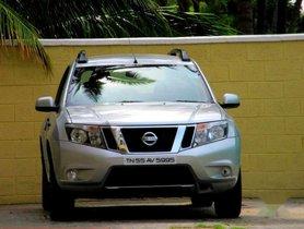 Nissan Terrano XL D Plus, 2016, Diesel MT for sale