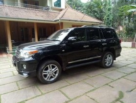 2011 Toyota Land Cruiser Diesel AT for sale at low price