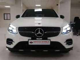 2017 Mercedes Benz GLE Coupe AT for sale at low price