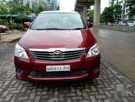 Used 2012 Toyota Innova 2.5 GX 7 STR MT for sale