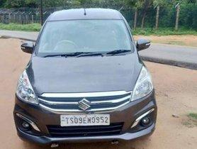 Used Maruti Suzuki Ertiga VDI 2016 MT for sale
