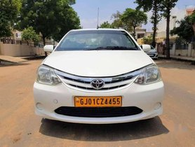 2012 Toyota Etios G MT for sale