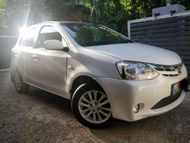 2011 Toyota Etios Liva V MT for sale at low price