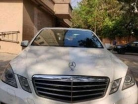 Mercedes-Benz E-Class E350, 2010, Petrol AT for sale