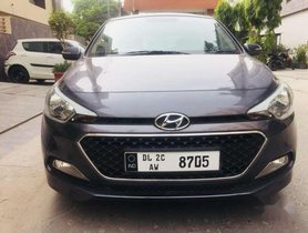2017 Hyundai i20 Sportz 1.2 MT for sale at low price
