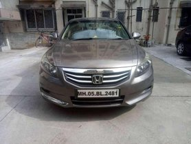 Used Honda Accord 2.4 MT, 2012, Petrol for sale