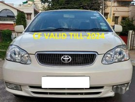 Used Toyota Corolla H3 AT for sale at low price