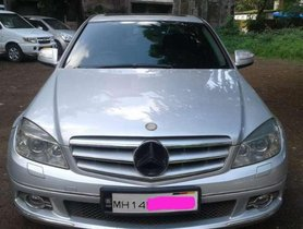 Used 2009 Mercedes Benz C-Class 220 CDI AT for sale