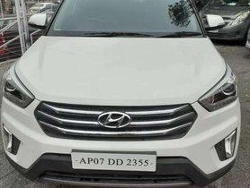 Used Hyundai Creta 2016 MT for sale