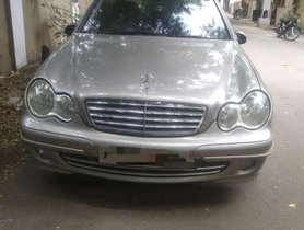 Used Mercedes Benz C-Class 2005 220 AT for sale at low price