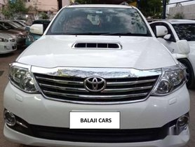Toyota Fortuner 2.8 4X2 AT, 2014, Diesel for sale