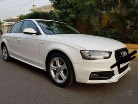 Used Audi A4 2.0 TDI AT at low price