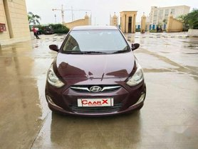 Hyundai Verna Fluidic 1.6 CRDi SX Opt, 2011, Diesel AT for sale
