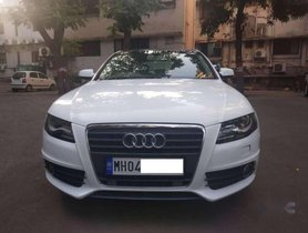 Used Audi A4 2012 1.8 T Multitronic AT for sale  at low price