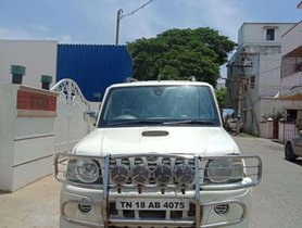 Mahindra Scorpio SLX 2.6 Turbo 8 Str, 2006, Diesel MT for sale