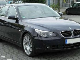 2009 BMW 5 Series 520d Sean AT for sale