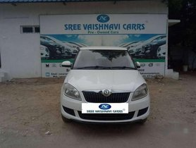 2010 Skoda Fabia MT for sale at low price