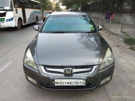 Used Honda Accord 2.4 AT, 2007, Petrol for sale