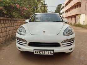 Used Porsche Cayenne S Diesel 2014 AT for sale
